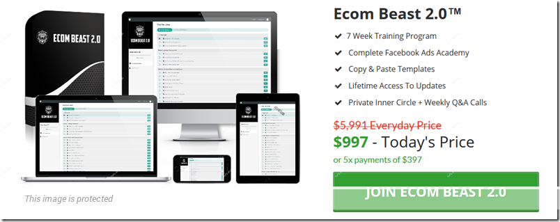 Harry Coleman – Ecom Beast 2.0 كورس كامل  ومشاهدةأون لاين