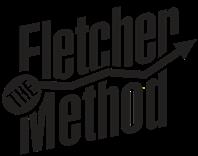 The Fletcher Method original drop shadow CMYK