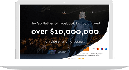 Tim Burd sent over $10,000,000 of traffic to and claimed as his best!