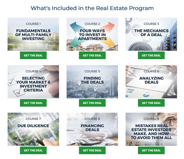 Screenshot 2019 03 11 How to Create Wealth Investing in Real Estate Program