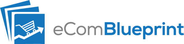 EComeBluePrint Logo PNG