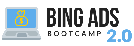Bing ads bootcamp 2 logo transparent