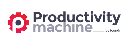Foundr Productivity Machine Logo final 04 transp 1