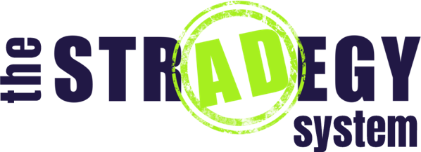 The StrADegy System Logo Transparent