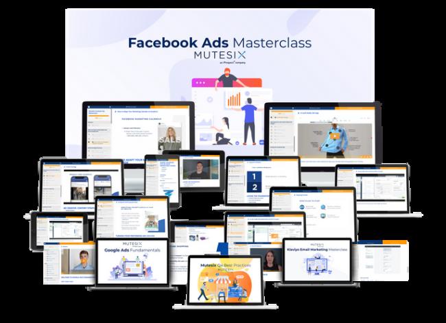 Download Mutesix – The Facebook Ads Masterclass